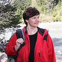 Pilgerbegleiterin Marianne Lauener-Rolli