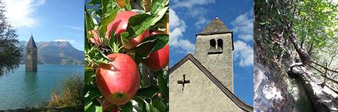 Pilgerwoche Südtirol 2018 Pilgerbegleitung Marianne Lauener-Rolli